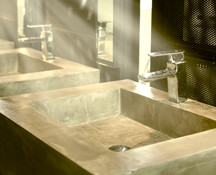 Blog hero with a clean sink