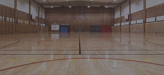 Thumbnail image of a basketball court gymnasium
