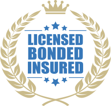 Licensed Bonded Insured logo