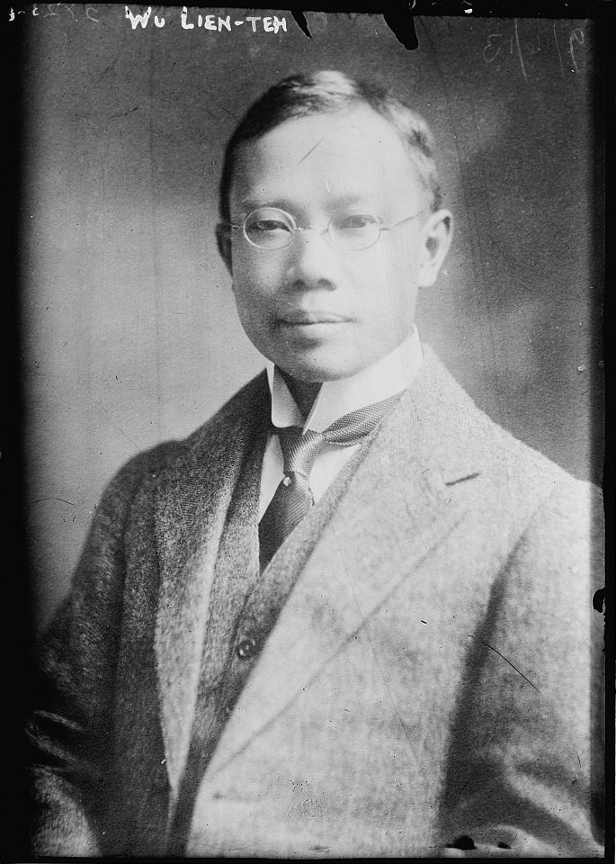 Dr. Wu Lien Teh, creator of the face mask