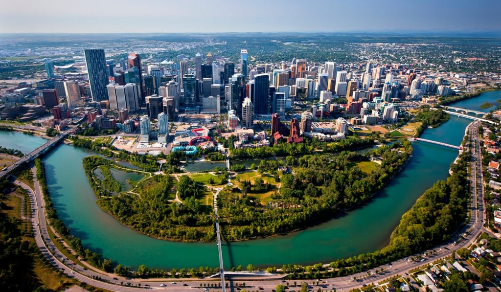 Calgary The Cleanest City in the World | Picture Perfect Cleaning