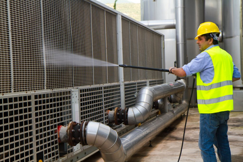 Industrial Cleaning Service