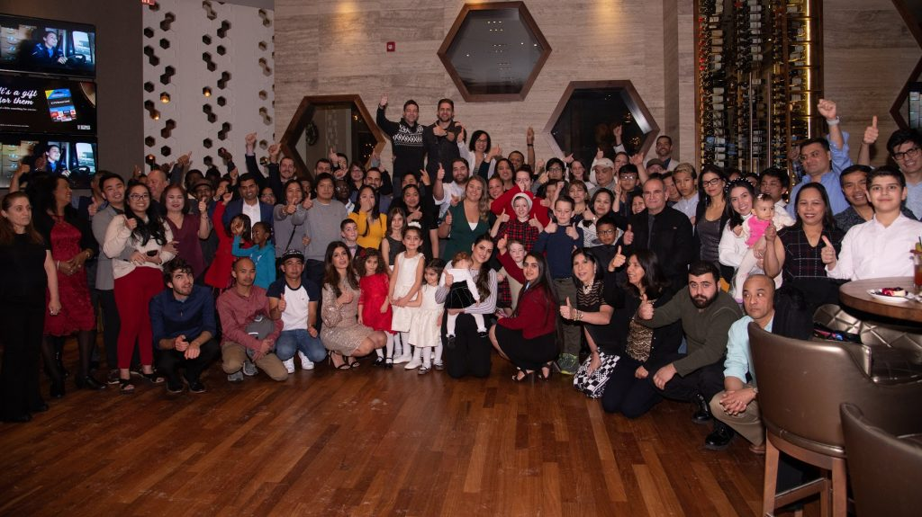 Picture Perfect Cleaning Staff Christmas Party 2019